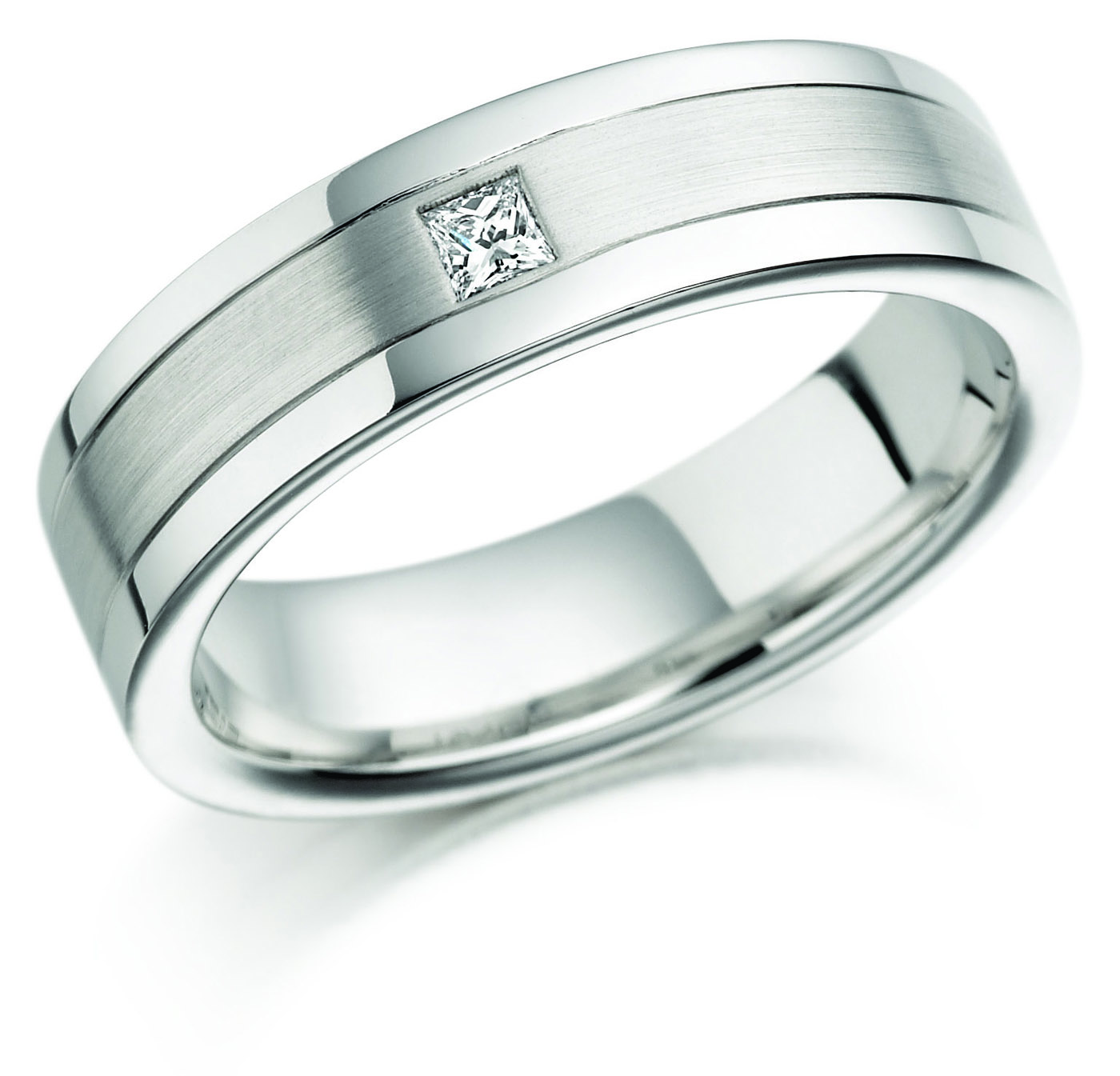Jewellery - Gentlemens Wedding Rings