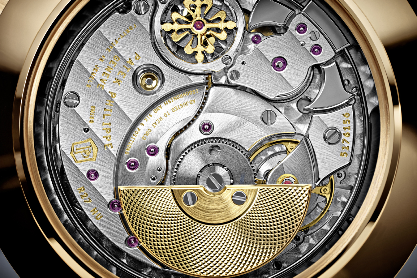 Grand Complication - 5531R-001 - 5531R-001