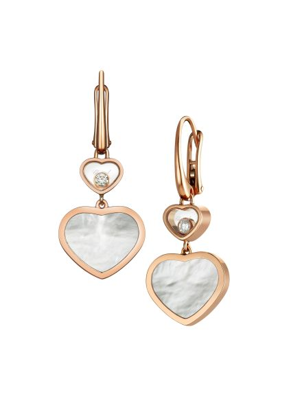 Happy Hearts Earrings - 837482-5310