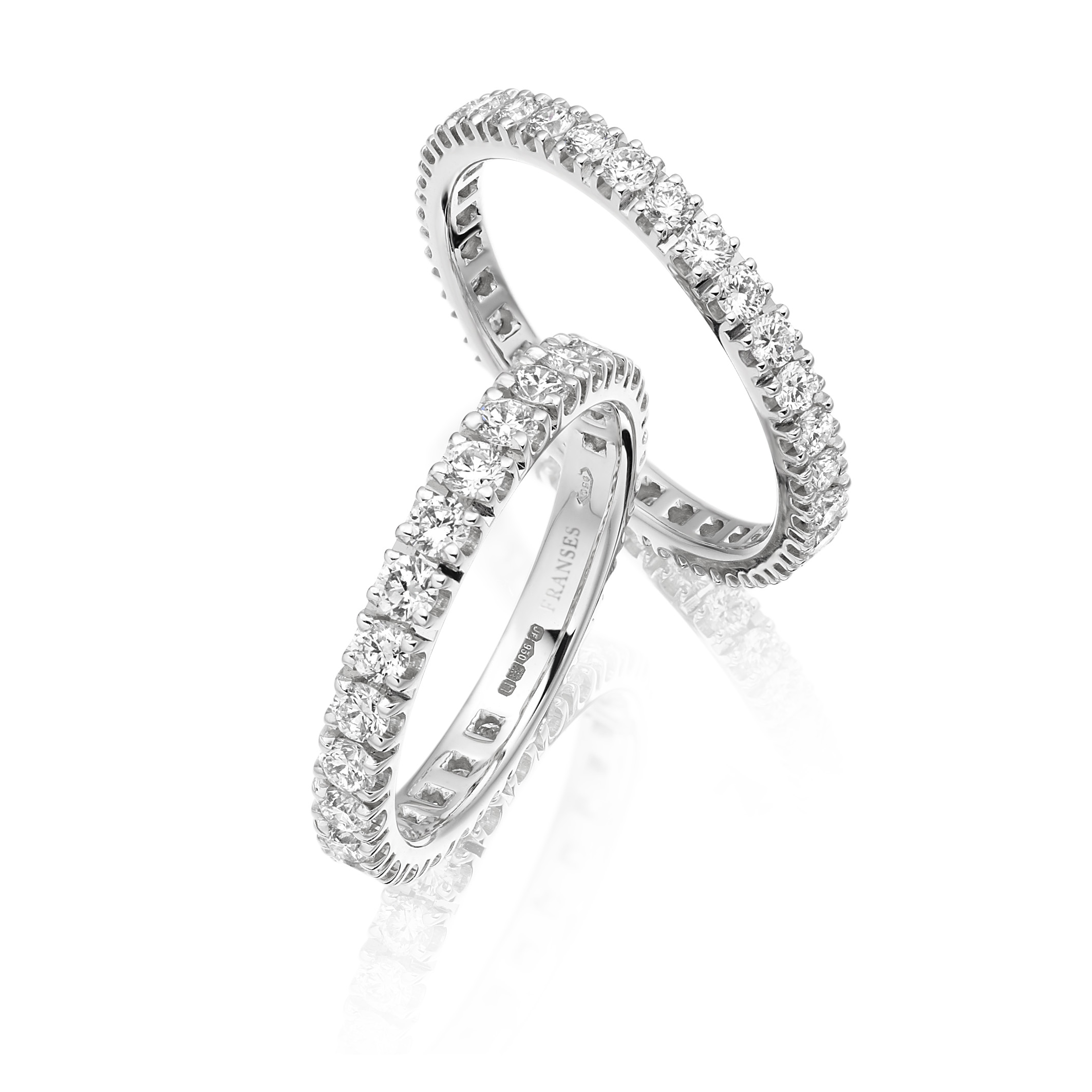 Brilliant-cut diamond ring - NA102