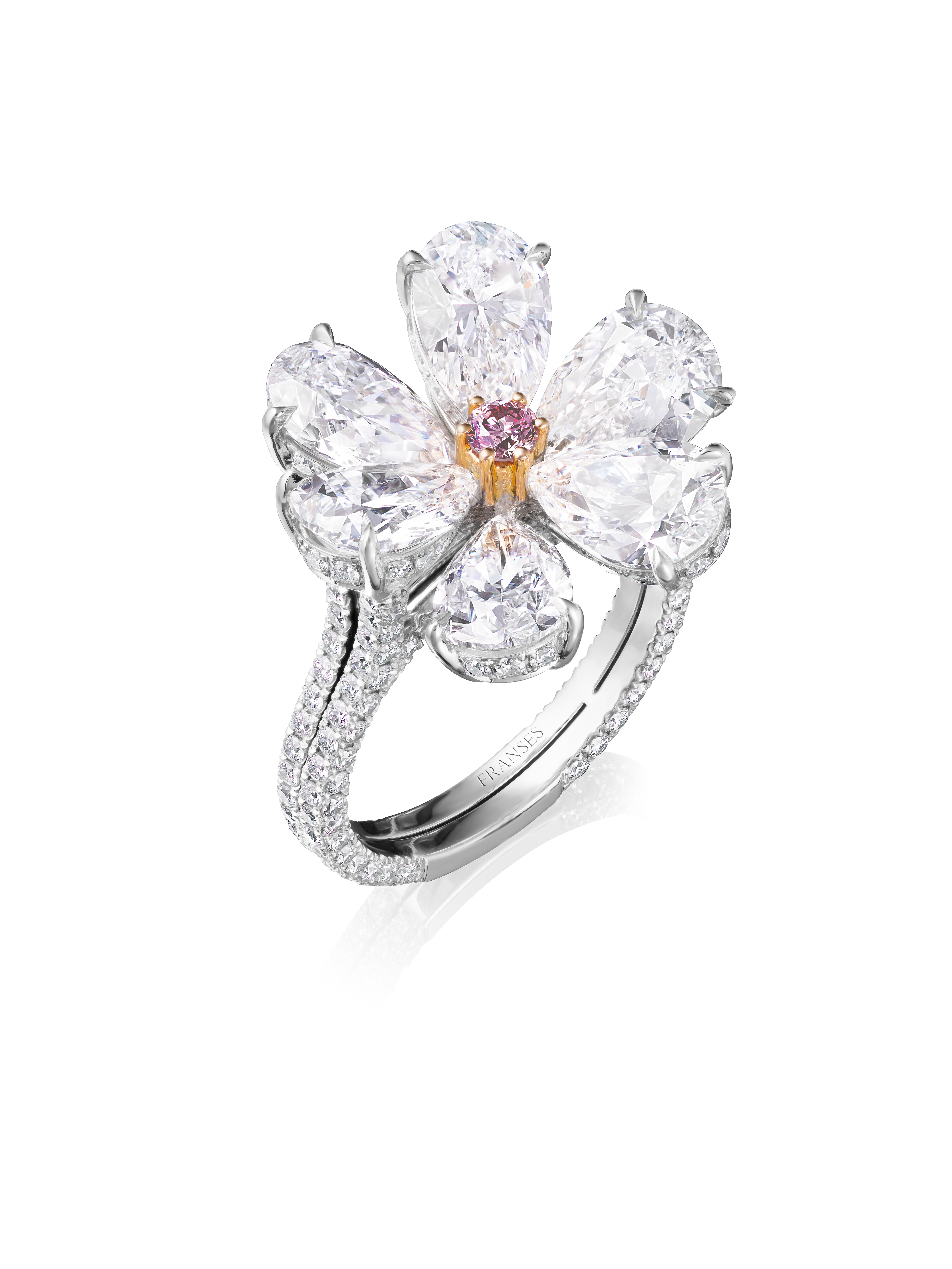 Haute Jewellery Blossom Ring