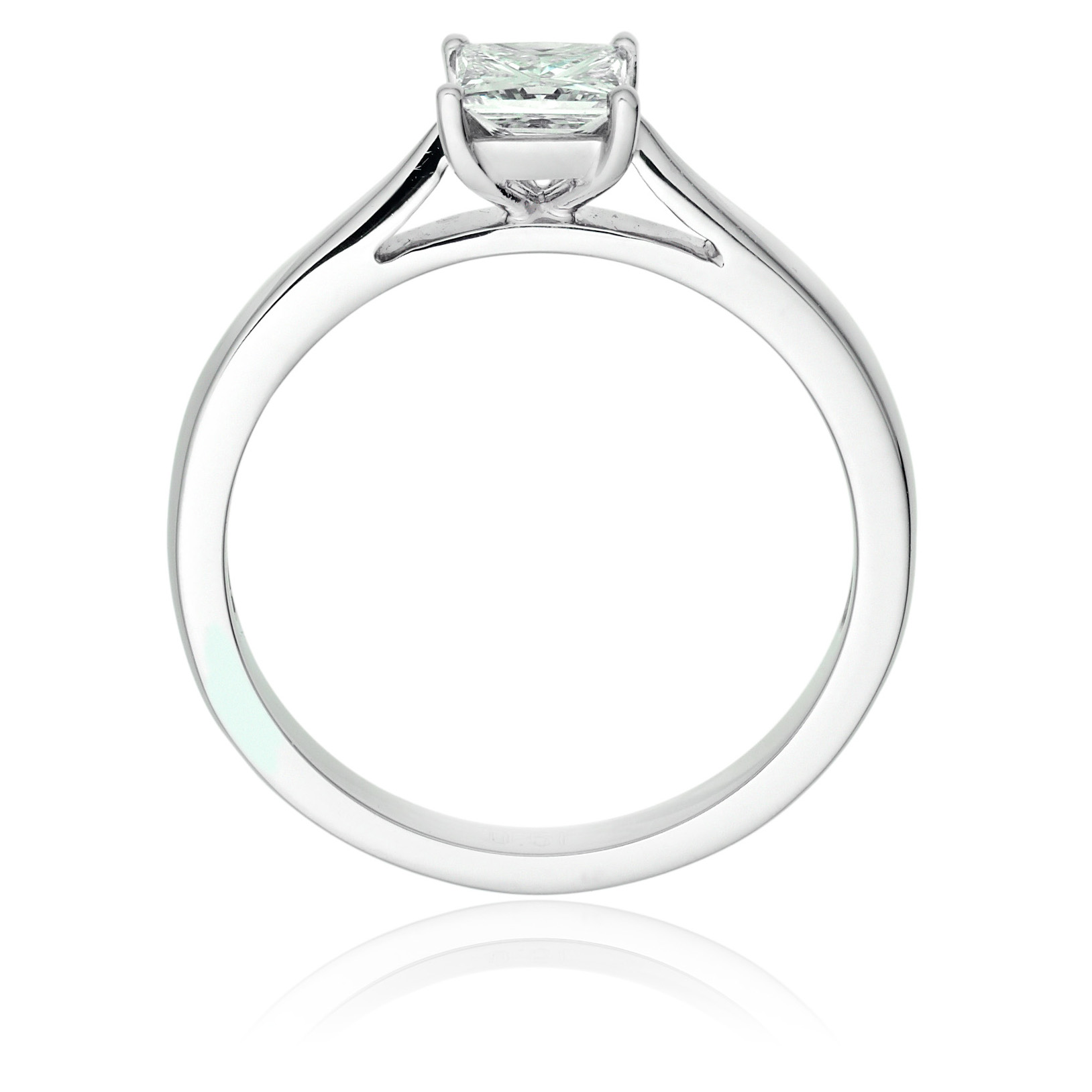 Princess-cut diamond - NA464