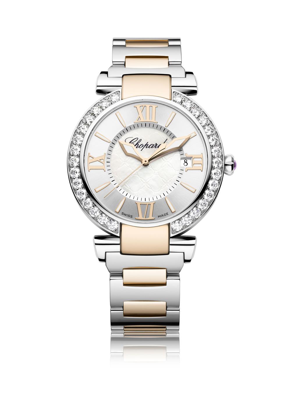 Imperiale Two Tone watch