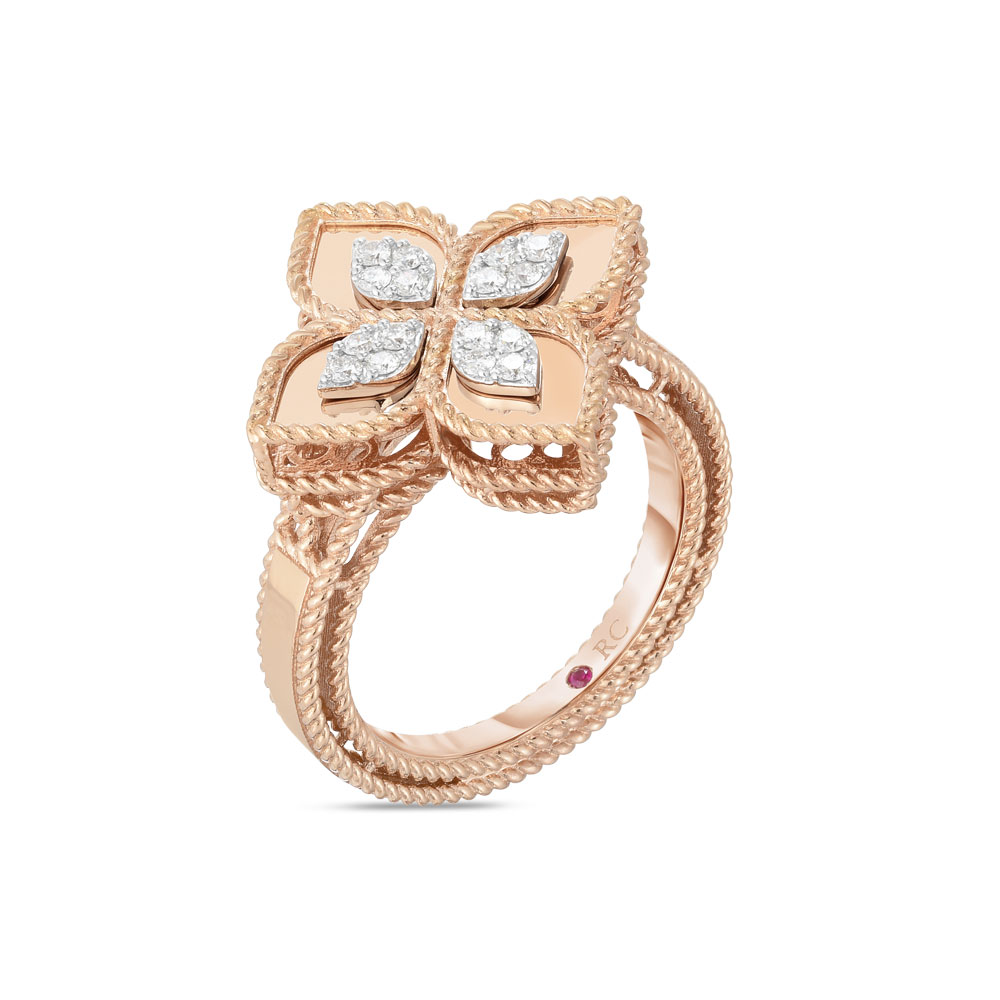 Princess Flower Ring