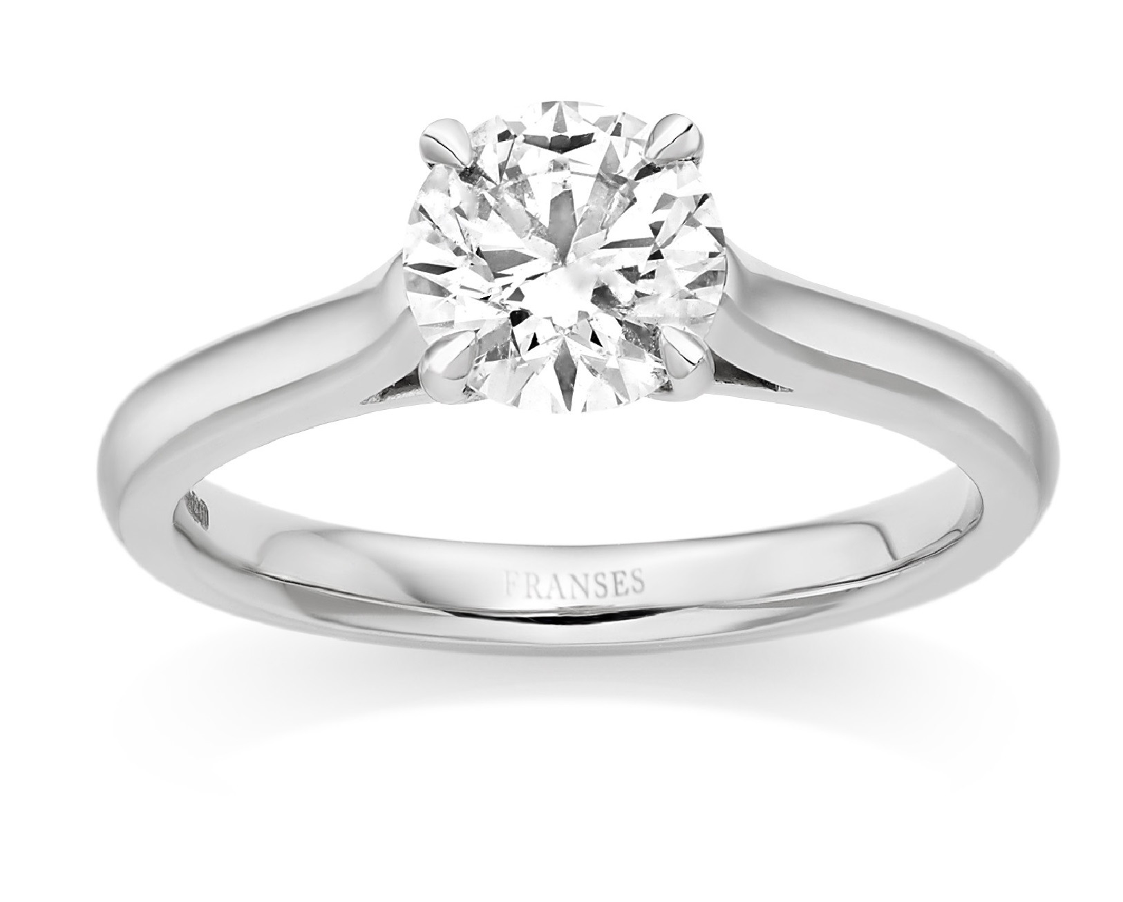 Diamond Engagement Ring - NA472