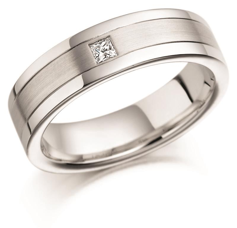 Wedding ring collection  - gents wedding rings