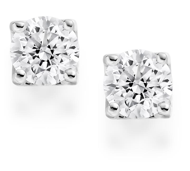 Diamond Stud Earrings  - Dia Earrings