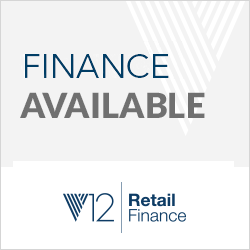V12 Retail Finance Available at Franses Jewellers
